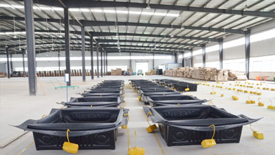 Successful Development of NAVARA Backbox Mould