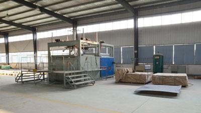 公司投入1000多万元资金建设新的生产基地,目前已竣工并投入生产